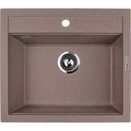 Мойка кухонная Lava Q2 560х505 белый (Q2LAT)