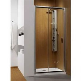 Душевая дверь Radaway Premium Plus DWJ 130x190 (33333-01-06N) стекло рифленое