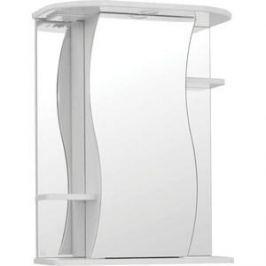 Зеркальный шкаф Style line Лилия 55 со светом (2000001713099)