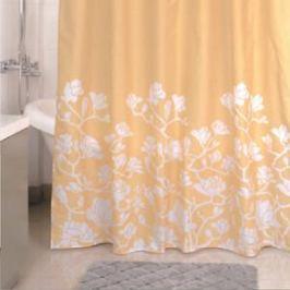 Штора для ванной Milardo Beige Silhouette 180x200 см (940P180M11)