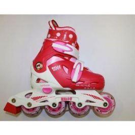Роликовые коньки Hello Kitty HCB21007