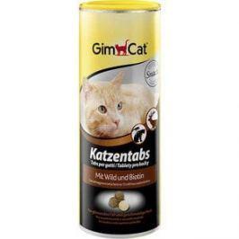 Витамины Gimborn Gimcat Katzentabs with Wild and Biotin с дичью и биотином для кошек 710таб (408804)
