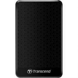 Внешний жесткий диск Transcend 2Tb StoreJet 25A3 black (TS2TSJ25A3K)