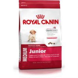 Сухой корм Royal Canin Medium Junior для щенков средних пород 4кг (190040)
