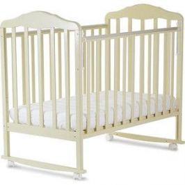 Кровать детская СКВ Компани Березка бежевый (120119)