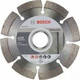 Диск алмазный Bosch 115х22.2 мм 10 шт Standard for Concrete (2.608.603.239)