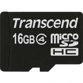 Transcend microSD 16GB Class 4 (TS16GUSDC4)