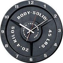 Часы настенные Body Solid в виде олимпийского диска STT45