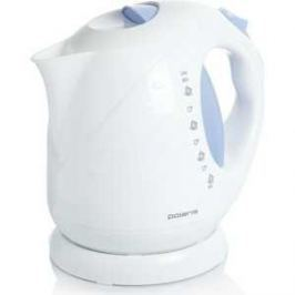 Чайник электрический Polaris PWK 2013C белый/синий