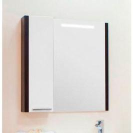 Зеркало-шкаф Акватон Брайтон 80 венге (1A186102BR500)