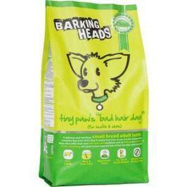 Сухой корм BARKING HEADS Small Breed Tiny Paw's Bad Hair Day Health & Shine Lamb беззерновой с ягненком для собак мелких пород 1,5кг (0865/18089)