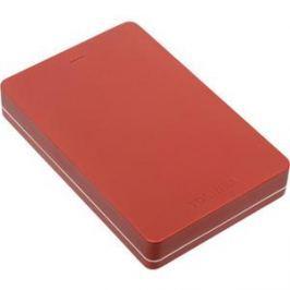 Внешний жесткий диск Toshiba 2Tb Canvio Alu red (HDTH320ER3CA)