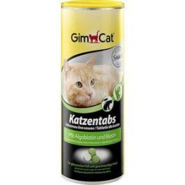 Витамины Gimborn Gimcat Katzentabs with Algobiotin and Biotin таблетки с морсикими водорослями и биотином для кошек 710таб (409139)