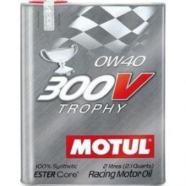 Моторное масло MOTUL 300 V TROPHY 0W-40 2 л