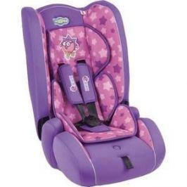 Автомобильное кресло Смешарики фиолетовый (SM/DK-300 Ezhik)
