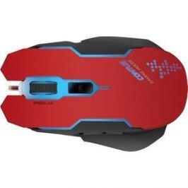 Игровая мышь Speedlink CONTUS black red