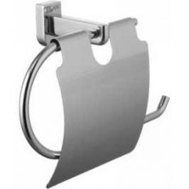 Держатель туалетной бумаги Lemark Omega с крышкой (LM3134C)