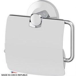 Держатель туалетной бумаги с крышкой FBS Standard хром (STA 055)
