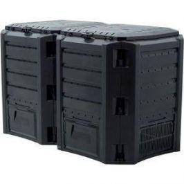 Компостер садовый EU 800л Module IKSM800C-S411 (черный)