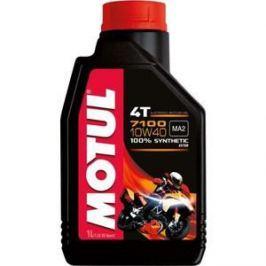 Моторное масло MOTUL 7100 4T 10w-40 1 л