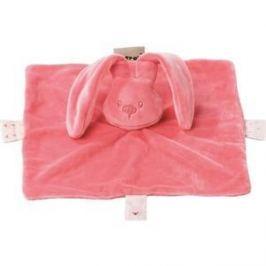 Игрушка мягкая Nattou Doudou (Наттоу Дуду) Lapidou Кролик coral 878272