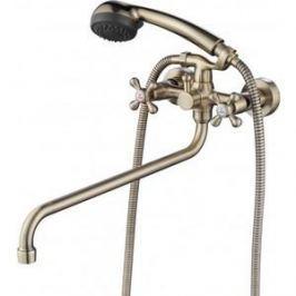 Смеситель для ванны Kaiser Carlson Style, бронза Bronze (44255-1 Br)