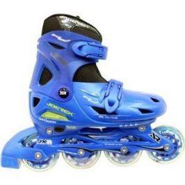 Роликовые коньки Joerex JX3 синие