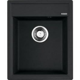 Кухонная мойка Omoikiri Daisen 42-BL, 420х510, черный (4993606)