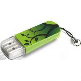 Флеш накопитель Verbatim 8GB Mini Elements Edition USB 2.0 Earth (98160)