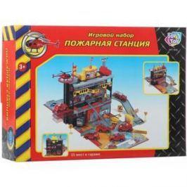 Игровой набор Play Smart Пожарная станция (Р41446)