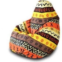 Кресло-мешок Груша Пазитифчик Африкан 03