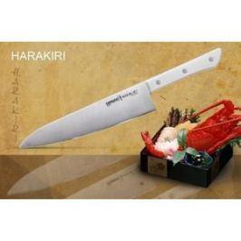 Нож шеф 20.8 см Samura Harakiri (SHR-0085W)