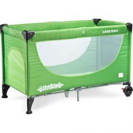 Манеж-кровать Caretero Simplo green зеленый (TERO-390)