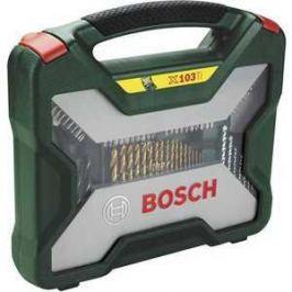 Набор бит и сверл Bosch 103шт X-Line (2.607.019.331)