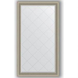 Зеркало с гравировкой поворотное Evoform Exclusive-G 96x171 см, в багетной раме - хамелеон 88 мм (BY 4407)