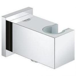Подключение душевого шланга Grohe Euphoria Cube с держателем ручного душа, хром (26370000)
