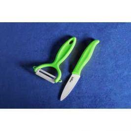 Набор керамических ножей Samura Eco-Ceramic из 2-х предметов SKC-011GR