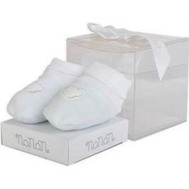 Носки детские NaNan с мишкой светло-голубой (CONTS01A)