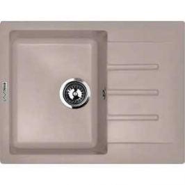 Мойка кухонная Lava L1 650х500 серый (L1SCA)