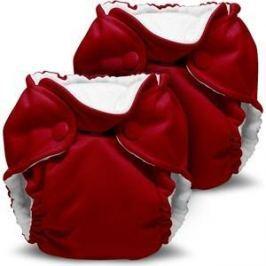 Многоразовый подгузник Kanga Care для новорожденных Lil Joey 2 шт. Scarlet (784672406147)