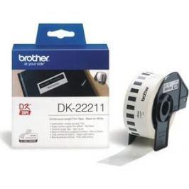 Клеящаяся лента Brother DK22211