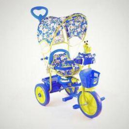 Jaguar Трехколесный велосипед (MS-0737) синий