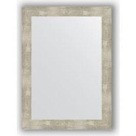 Зеркало в багетной раме поворотное Evoform Definite 54x74 см, алюминий 61 мм (BY 3044)