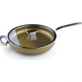 Сковорода с крышкой d 28 см Zanussi Capri (ZCU51231DF)