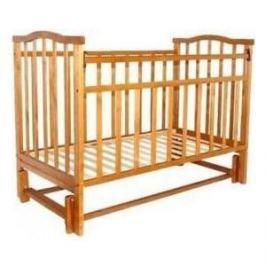 Кроватка Агат Золушка 5 (орех) 52101