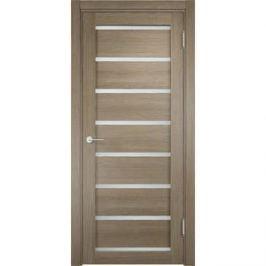 Дверь ELDORF Мюнхен-5 остекленная 2000х600 экошпон Дуб дымчатый