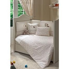 Комплект в кроватку Fiorellino My Bear 5 предметов 125х65