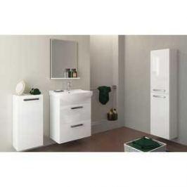 Комплект мебели Cersanit Melar 60 белый раковина Como