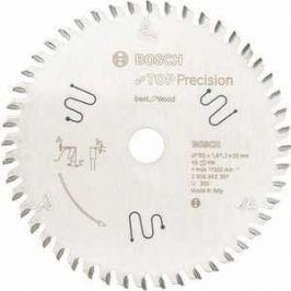 Диск пильный Bosch 165х20мм 56зубьев Top Precision Best for Multi Material (2.608.642.387)