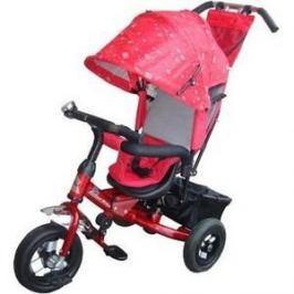 Трехколесный велосипед Lexus Trike Next Pro Air (MS-0526) бордовый